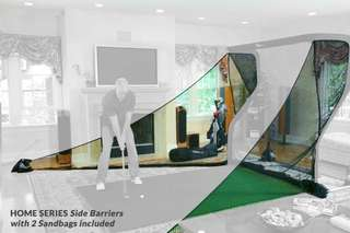 The NetReturn, Simulator kooi op maat, Standaard simulator kooi, e6 golfconnect, skytrack, flightscope, x3 simulator, putt simulator (exputt) sportscoach systems, trugolf, Dutch Golf Company, indoorgolf, golfsimulator, golfprofessional, Goirle, Eindhoven