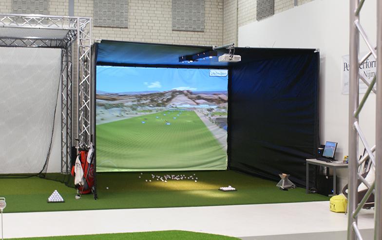 sportscoach systems, trugolf, Dutch Golf Company, indoorgolf, golfsimulator, golfprofessional, Goirle, Eindhoven