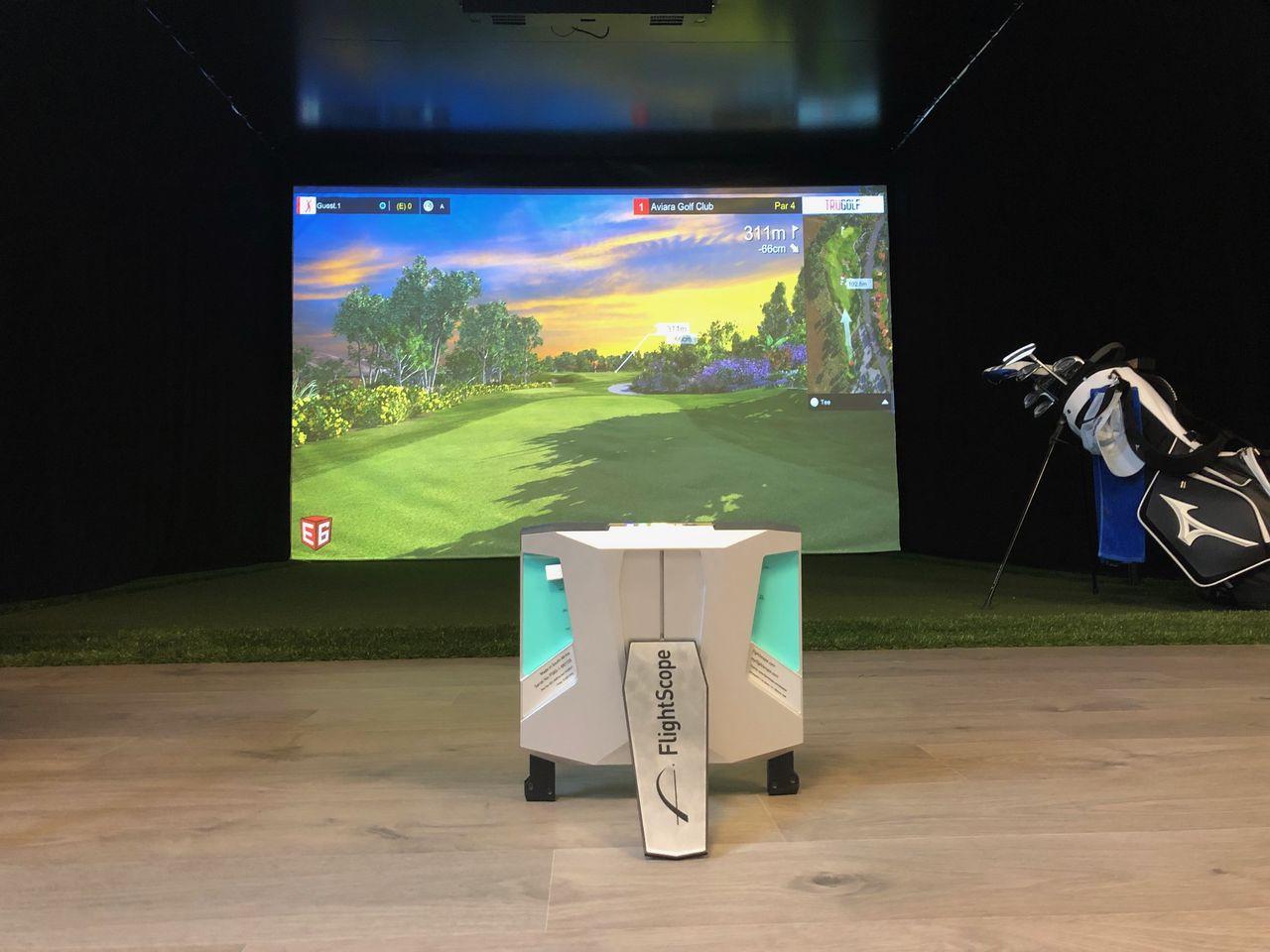 x3 simulator, putt simulator (exputt) sportscoach systems, trugolf, Dutch Golf Company, indoorgolf, golfsimulator, golfprofessional, Goirle, Eindhoven